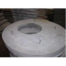 Крышка бетонная 1м.