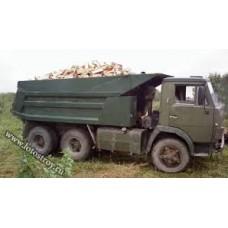 Камаз дров